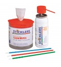 Sticklers MCC-FK03 Fiber Optic Cleaning Kit