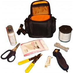 Kit de préparation de fibre pour soudeurs STK-01