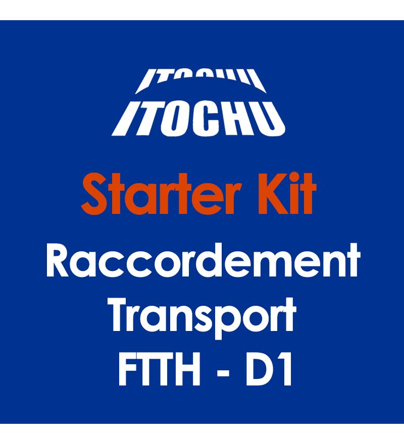 Starter kit Raccordement Transport FTTH - D1
