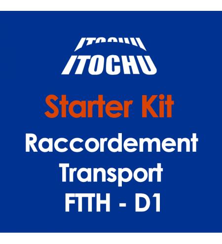 Starter kit FTTH - D1