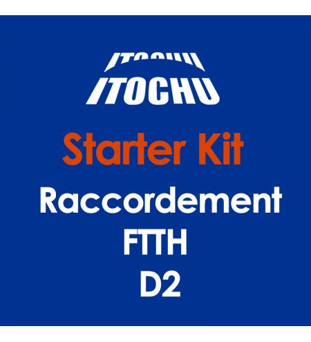 Starter Kit Raccordement FTTH - D2