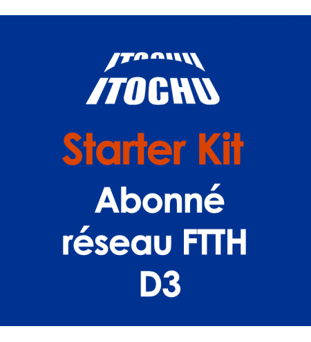 Starter kit FTTH - subscriber activation D3