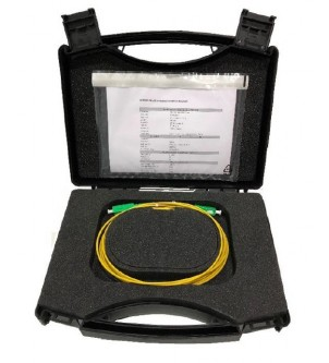 Mini valise de fibre amorce
