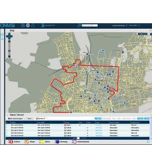 ONMSi - Système de surveillance des réseaux optiques