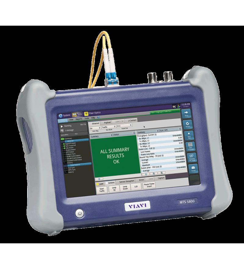 MTS-5800 - Testeur de réseau portatif