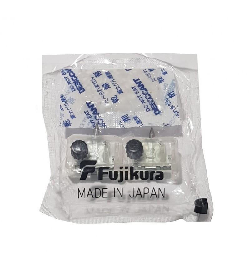 ELCT2-16B : Paire d'électrodes pour soudeuse Fujikura 90S, 41S, 31S