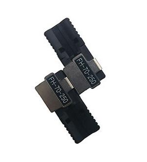 Support de fibre amovible pour fibre 250µm