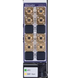 Variable optical attenuator module MAP