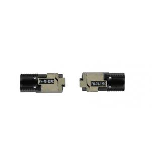 Support de fibre amovible pour ruban 12FO 200µm PitchConverter | FH-70-12-PC