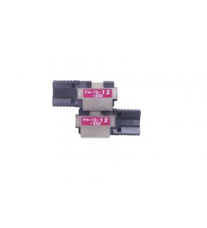 Fiber holder for 12 Ribon fiber 200µm | FH-70-12-200