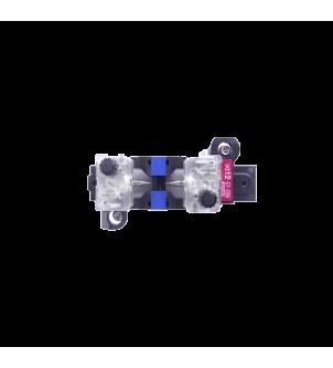 Gorges en V remplaçables 200µm | VG12-01-200